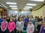 Schola PRZEMIENIENIE na IX warsztatach liturgiczno – muzycznych 3-5.01.2014 r.